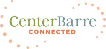 CenterBarre Connected Logo